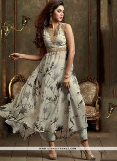 For more details about this product visit this link :-http://www.ethnictrendz.com/salwar-suits/delightful-white-resham-work-georgette-anarkali-salwar-suit-8555 www.ethnictrendz.com