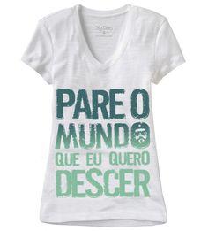 T-Shirt Raul Seixas Feminina wwww.laditta.com.br #tshirt #raulseixas #laditta