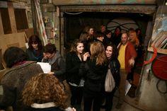 Visiting Ubico Ben-Zvi Studio
