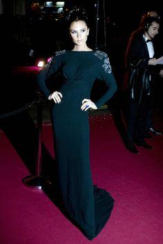 December 2009, Vistoria Beckham, British Fashion Awards