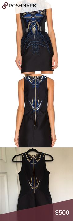 Talisman Dress Sass & Bide beautifully detailed talisman dress. There are three small beads that are a little loose but there are spare ones that come along with its tags! Price may be negotiable sass & bide Dresses Mini