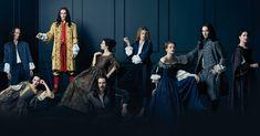 Versailles - Louis XIV est un jeune roi hanté par un traumatisme d'enfance, la Fronde, une rébellion des nobles contre son père, Louis XIII... #team