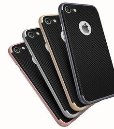 Carbon fibre cases