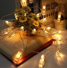 20 led clip string lights battery Christmas lights new year party wedding home decoration fairy lights battery holiday lights Sri Lanka, Christmas Window Lights, Holiday Lights, Hanging Artwork, Hanging Pictures, Led String Lights, Hanging Lights, Light String, Window Hanging