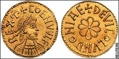 Anglo-Saxon coins featuring Coenwulf, King of Mercia