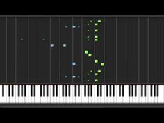 The piece is from Super Mario Bros, the Overworld Theme, written by Koji Kondo. The program is Synthesia (a kind of piano hero), and the video is recorded with fraps.