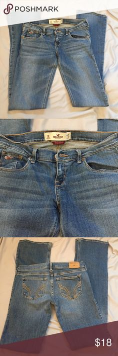 Hollister Venice boot jeans Gently used Hollister Venice boot jeans Hollister Jeans