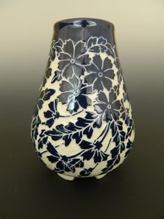 Cosmos vase by Ken Tracy