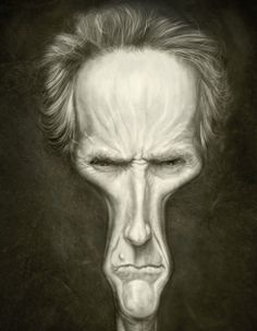 Clint Eastwood!...LOL