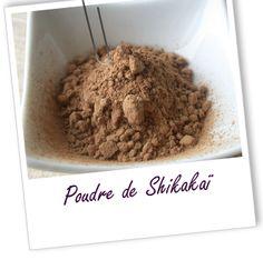 Fiche technique Shikakaï en poudre Aroma-Zone