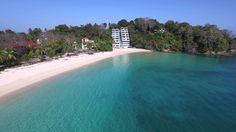 Inspire 1 Contadora Island Panama.