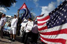La gusanera incómoda con el restablecimiento de las relaciones entre Cuba y USA