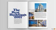 The Best Buildings. ADA (Architecture Design Art)