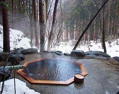 Tohoku, Japan's onsen (hot spring) paradise Olsen in North Japan