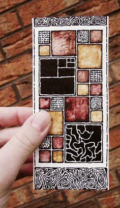 Northern Irish / Graphic Design Student / I Like Drawing / I Like Taking Photographs / All Original Content / Zentangle Drawings, Zentangle Patterns, Zentangles, Gcse Art Sketchbook, Doodle Designs, Zen Art, Art Journal Inspiration, Art Journal Pages, Pattern Art