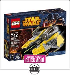 LEGO Star Wars 75038 Jedi Interceptor by LEGO [Toy] (English Manual)  ✿ Lego - el surtido más amplio ✿ ▬► Ver oferta: https://comprar.io/goto/B00KGGS95Q