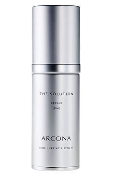 Must. Have. Skincare.  Staple.  ARCONA 'The Solution' - great for keeping skin clear AND ageless(ish)