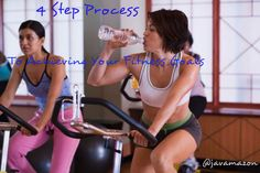 4 Step Process To Achieving Your Fitness Goals | Lifestyle