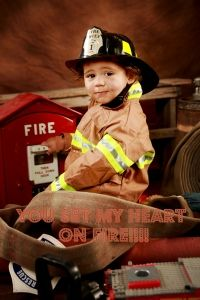 80 Best Firefighter Pics Baby Images In 2015 Newborn