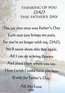 happy fathers day rip