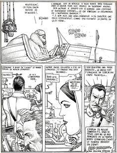 Moebius - In Métal Hurlant # 8  - July 1976