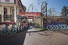 Olympic Bike Shop Location