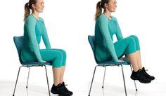 Lær dig en super enkel maveøvelse, som giver dig den flade mave. Den tager kun ét minut!
