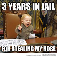 Looking for some funny memes to brightening your day? Check out these 30 funny memes for a good laugh. Funny Baby Memes, Funny Babies, Funny Kids, Funny Cute, Really Funny, Funny Jokes, Baby Humor, Funny Humour, Jokes