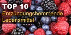 Entzündungshemmende Lebensmittel. TOP 10 Liste. Bronchitis, Gastritis, Akne oder Rheuma: Vielen bekannten Krankheiten liegt eine Entzündung zu Grunde...