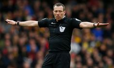 Referee Kevin Friend removed from a Spurs game because hes a Leicester fan [Tweets]