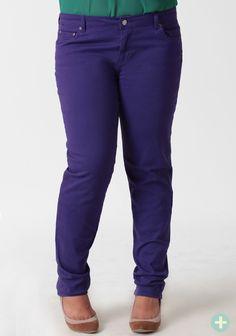 Violet Hue Curvy Plus Jeans | Modern Vintage Curvy Plus #plussize