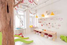 Playroom for kids on Interior Design Served