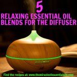 5 DIY Relaxing Essential Oil Blends