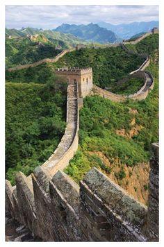 Chinese Muur http://www.naturescanner.nl/azie/china/activiteiten/chinese-muur/139