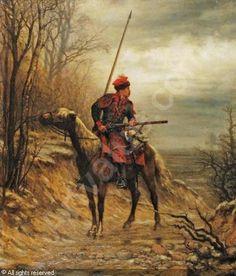 witkiewicz-stanislaw-1851-1915-na-posterunku-1863-rok-3766603.jpg (427×500)