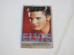 Elvis Presley Love Songs 1 The Elvis Presley Collection 1997 RARE Cassette Tape