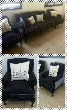 juego de sillones antiguos estilo francs