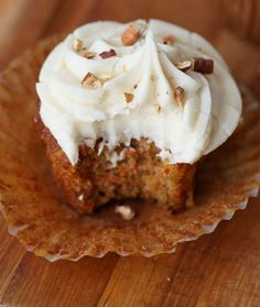 Half Baked: Best Ever Carrot Cake Cupcakes.. I have made these several times and they really are the best ever!