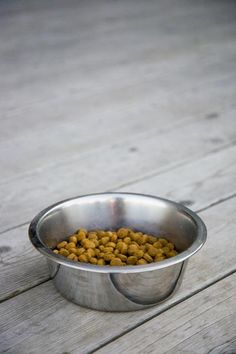 Homemade crunchy dog food recipe - lovin' the DIY motivation!