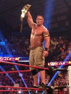 John Cena - wet - yes please! | Uh, yum!!!! | Pinterest ...
