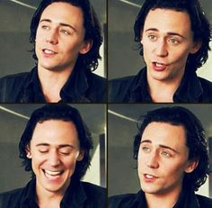 Hey there! Can we just take a minute to appreciate what an adorable darling Tom is? That's all, thanks!