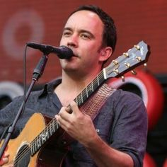 Am I the only one that thinks Dave Matthews is one of the sexiest men alive?