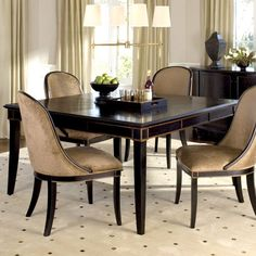 I pinned this Metropolitan Dining Table from the Brownstone event at Joss and Main!
