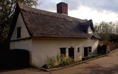 Bridge Cottage Flatford Mill Suffolk