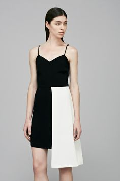Osman #Resort2014 - Black and white trend