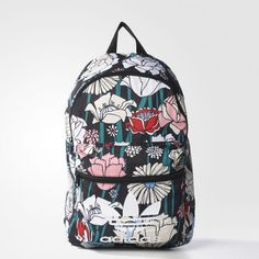 acbf90cccd1 Flowers Classic Backpack - Multicolour Adidas Backpack, Adidas Fashion, Adidas  Women, Floral Backpack