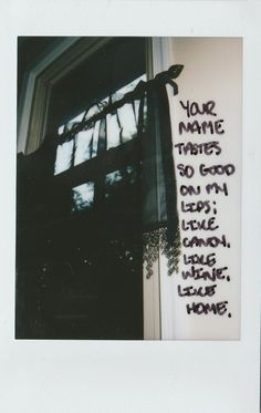 haleyincarnate Polaroid Quotes, Polaroid Pictures, Pretty Words, Beautiful Words, Mood Quotes, Poetry Quotes, All The Bright Places, My Champion, Foto Instagram
