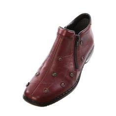 Rieker Womens Ladies L3889-35  Buy online at www.schoose.co.uk Men Dress, Dress Shoes, Oxford Shoes, Ankle, Lady, Boots, Stuff To Buy, Women, Fashion