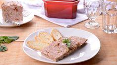 Terrina de conejo con aceitunas y tomates confitados - Elena Aymerich - Receta - Canal Cocina