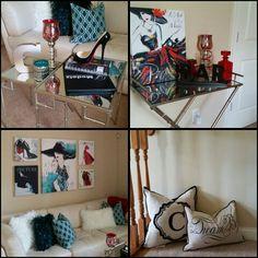 Homegoods Happy w/ accessories from @ Home, Pier 1 & Hobby Lobby Proverbs 14, Hobby Lobby, Magazine Rack, Home Goods, Storage, Happy, Accessories, Furniture, Home Decor